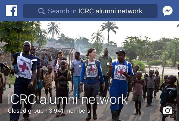 ICRC alumni network